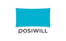 ポジウィル株式会社の企業ロゴ