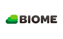 株式会社バイオームの企業ロゴ